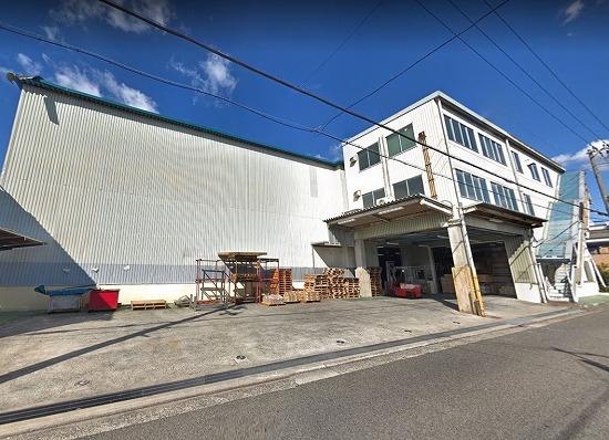 L-186 堺市堺区三宝町6丁 貸倉庫