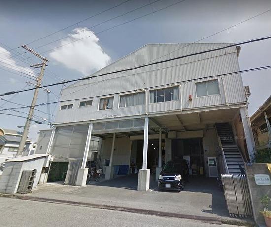 T-159 大阪市東住吉区湯里5丁目 貸倉庫