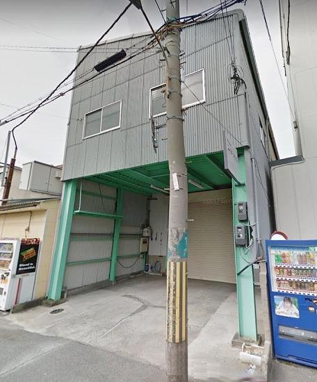 B-702 豊中市庄本町3丁目 貸工場