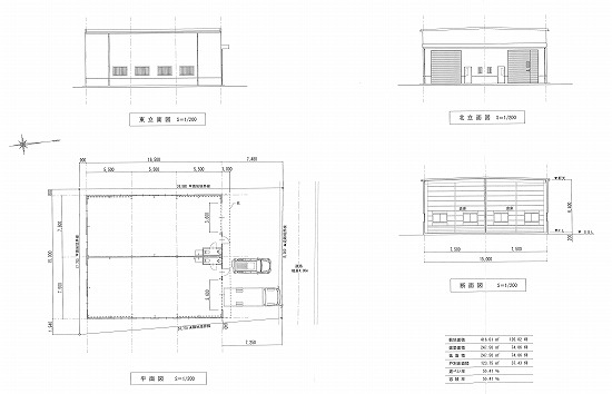 B-1603 豊中市勝部1丁目 貸倉庫