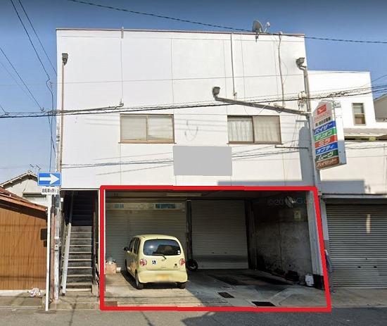 S-211 大阪市都島区都島中通2丁目 1階貸倉庫