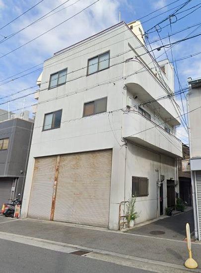 P-130 大阪市西成区旭3丁目 貸居宅付倉庫