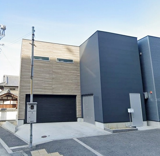 L-187 堺市東区草尾 貸倉庫事務所