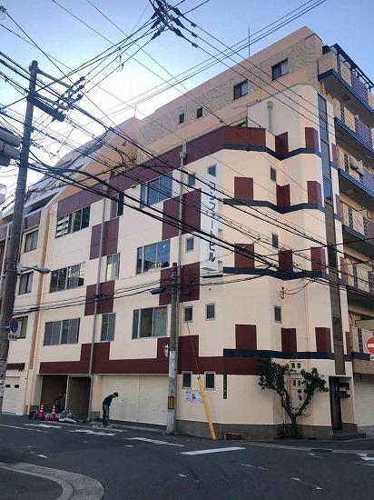 Q-309 大阪市北区松ヶ枝町 一棟貸ビル