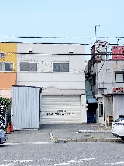 J-428 東大阪市川田4丁目 貸店舗事務所