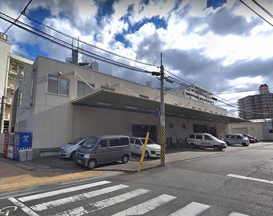 Z-649 神戸市兵庫区浜崎通 貸倉庫兼事務所