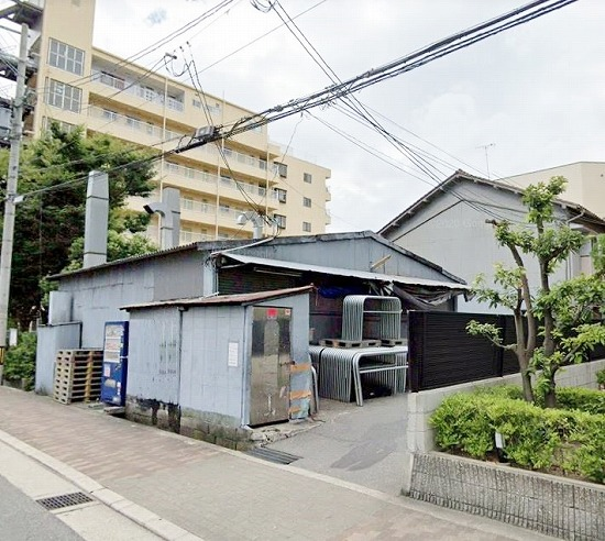 T-162 大阪市平野区加美正覚寺4丁目 貸倉庫・工場