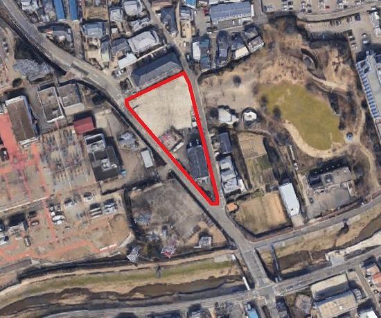 X-653 伊丹市西野1丁目 建て貸し用地