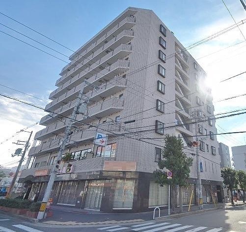 A-1280 ベルビューレ江坂弐番館(2階貸店舗)