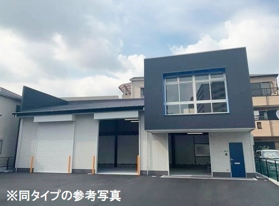 T-163 大阪市平野区長吉長原3丁目 貸倉庫事務所