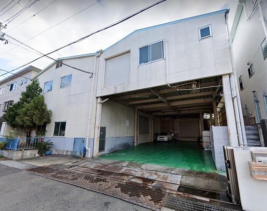 Y-543 尼崎市三反田町3丁目 貸工場(貸倉庫事務所)