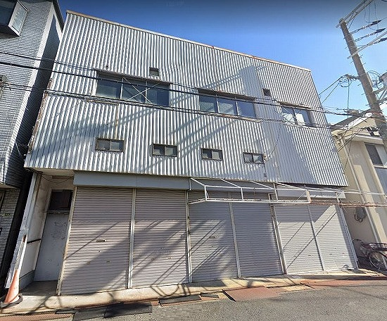 S-212 大阪市城東区今福南4丁目 貸倉庫事務所