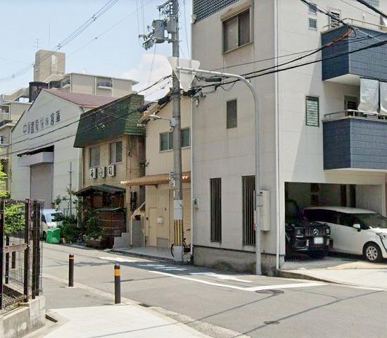 O-389 大阪市東淀川区豊新3丁目 貸倉庫事務所