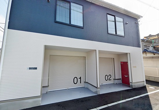 O-536 K-storage佃Ⅱ(貸倉庫事務所)