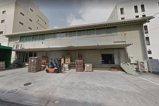F-1628 箕面市船場東3丁目 貸倉庫事務所
