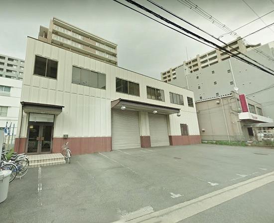 A-398 熊西倉庫兼事務所