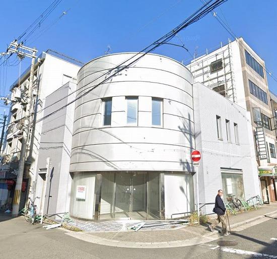 T-167 大阪市住吉区山之内3丁目 一棟貸店舗事務所