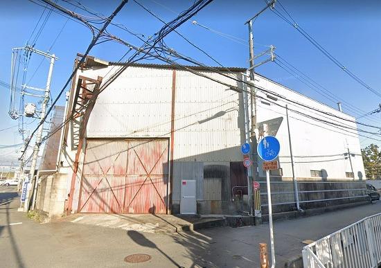 K-352 寝屋川市点野3丁目 貸倉庫・工場