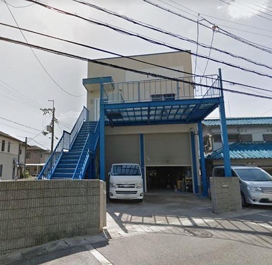 B-1629 豊中市蛍池西町2丁目 貸倉庫・事務所